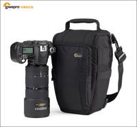 Free shipping camera bag Lowepro treasure the Toploader Zoom 55 AW triangular shoulder bag camera bag digital camera bag