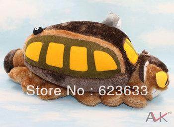 Totoro pillow square pillow plush toy doll lumbar pillow sofa cushion birthday gift free shipping