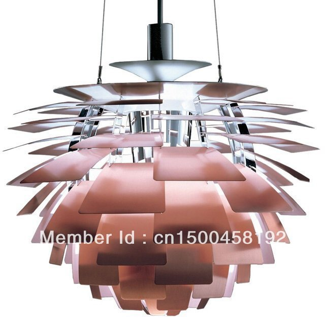 Poul Henningsen PH Artichoke Ceiling Light Pendant Lamp+free shipping(China (Mainland))