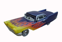 "Free shipping Pixar Cars 2 ""Gran Torino"" 1/55 Scale Diecast Car the New world toy"