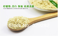 250g Organic lemon powder, Natural Fruit Tea Powder,slimming tea,Free Shipping