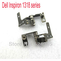 free shipping. wholesale New 13.3'' LCD screen hinges for Dell Inspiron 1318 series, Left and right per pair
