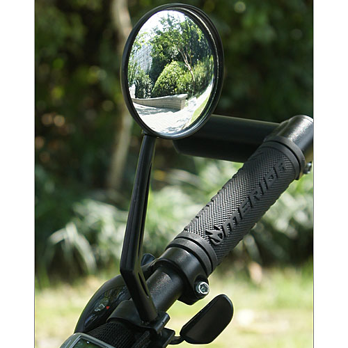 hign quality bicycle rear view mirror reflective mirror thighed safety mirror convex mirror bicycle accessories a025(China (Mainland))