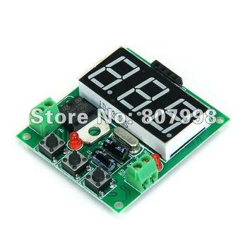 Free shipping,DYP-ME008 Range Distance Detecting Ultrasonic Sensor Display Module DC 6-12V 45mAh-CHK0326