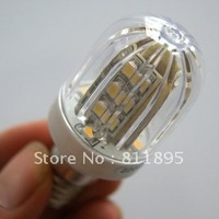 E27/E14 Small maize LED corn bulb  power  3W 2.5W 28 SMD ultra bright LED interface optional LED lamp bulb 110V 220V