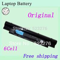 100% NEW laptop battery For Original  DELL Vostro V131 V131R V131D Inspiron 13Z N311z 14Z N411z Series