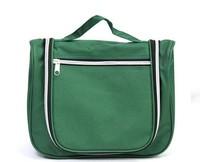 Free ShippingFashion Lightweight Travel Toiletry bag Cosmetic Make Up Storage Purse Zipper Organizer Proof Bag