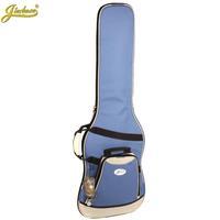 B-12b electric bass guitar bag waterproof double backpack