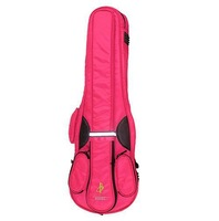 High quality Violin soft bag in Pink