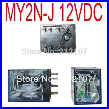 OMRON Relay MY2N-J 12VDC Relay
