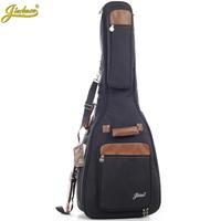 41 thickening sponge acoustic guitar bag guitar backpack guitar bags acoustic guitar bag b-30a-w