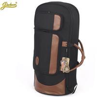 High-grade flat key Euphonium bag thickened shockproof bag double back portable