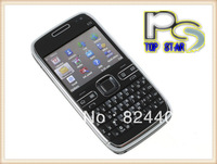 100% Original E72 unlocked 3G GSM mobile phone WIFI GPS QWERTY 5MP free shipping