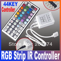 44key infrared controller RGB LED Strip 44 Keys IR Remote Controller for the LED strip