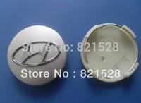 Freeshipping 4pcs/set  Wheel Center Cap Hub Cap 60mm Fit Hyundai Sonata /Tucson/ Azera/ ELANTRA