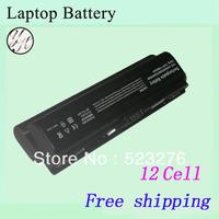 12-cells New Battery for HP Pavilion DV2000 DV2500 DV2800 DV2600 DV6000 DV6500 HSTNN-IB32