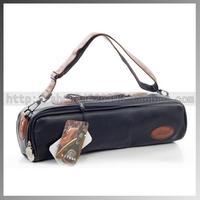 Musical instrument bag quality PU waterproof flute bag flute bag e-19a