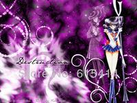 01 Sailor Moon Tsukino Usagi 18''x14'' inch wall Poster with Tracking Number