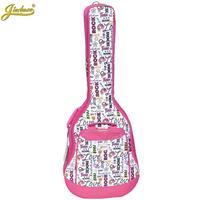 B-12b ballads quality thickening 41 guitar bag shockproof waterproof general folk ballads bag double sided guitar bag