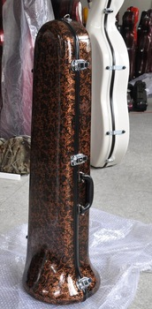 trombone case Imitation carbon fiber