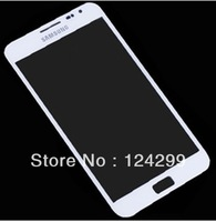 White Original Front Glass Digitizer Cover Outer Screen Glass Lens Replacement for Samsung Galaxy note i9220 N7000