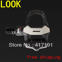 LOOK keo 2 max carbon fiber lock/auto lock pedal,KEO 2 MAX CARBON road bicycle pedals with free shipping