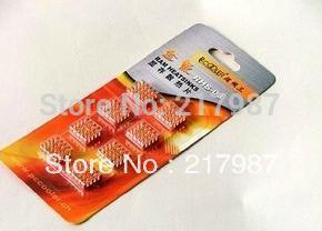 8Pcs/Pack Copper Heat Sink For raspberry pi DDR DDR2 DDR3 RAM Memory Cooler Ram Heatsink