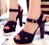 Free shipping NEW high heel sandals platform fashion women dress sexy shoes pumps P4741 Hot sale EUR size 34-45