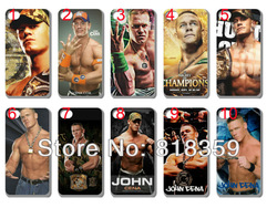new design John Cena case hard back cover for iphone 4 4s 4g 10PCS/lot+free shipping(China (Mainland))