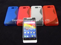 For Motorola RAZR D1 silicone s line gel tpu cover case,10pcs/l,high quality,new arrive