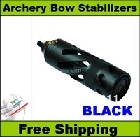 Free Shipping Aluminum Bow stabilizer,  Archery Bow Stabilizers