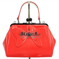 Free shipping Pucca 2013 women's cross-body handbag butterfly magic dual b03ec1054