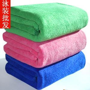 Ultrafine fiber thickening bath towel - 70 140 - absorbent towel swimming towel quick dry wool absorbent towels  xl