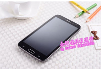 Free shipping 4.7 inch android dual core MTK6577 E120L 3G mobile phone GSM+WCDMA