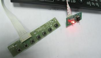 Keysters small remote control diy 6m48v2 . 0 6m16 6m182vg tv board