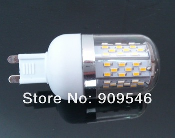 High Promotion+ Free shipping 3014SMD G9 LED Bulb 85-265V  78LED bulb 6W LED Corn light Indoor Bedroom Light 10pcs/lot