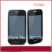 In Stock!!Real Free shipping //Y9300+(case as a gift) TV WIFI 3.5inch Capacitive screen Android OS V4.0 Smart Mobile phone