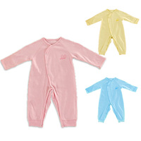 1 baby clothes spring male 100% cotton romper long-sleeve romper baby bodysuit spring and autumn