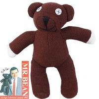 Free Shipping Cute Mr. Bean Teddy Bear Toy Soft Doll Mini Teddy Bear Doll