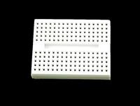 Tiny breadboard for arduino kits for raspberry pi