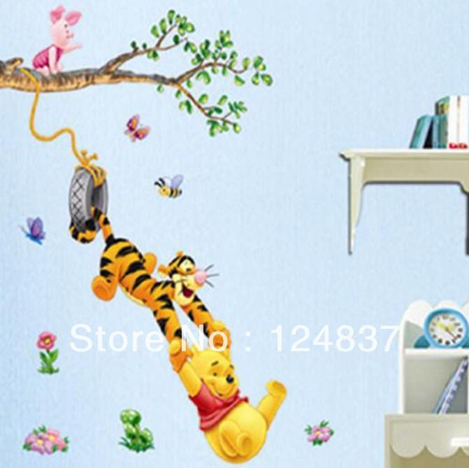 60cm 90cm kinderen muur stickers vlinders vlinders for 9 11 mural van