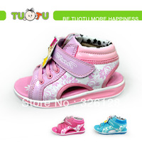 Tuotu children shoes summer new arrival 2013 ultra-light PU bottom fashion sandals