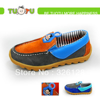 Tuotu children shoes 2013 spring fashion suede foot breathable wrapping shoes
