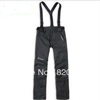 High quality women 's outdoor ski pants the double ski pants detachable pants/008