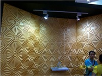 New style decoration material eco-friendly plastic plate three dimensional wallpaper 3d plate decorative 3d wall panels