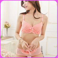 NE Shell Princess Bra and Panties Push-up ABC Cup Comfortable and Sexy Women Brassiere Set Wholesale&Retail A99T
