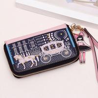 New Arrival Fashion Hot Sale Women's Lady's Small Handbag Card Bag Phone Bag Elegant Style Free Ship