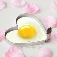Free shipping Love omelette device egg ring heart diy omelette device tools Other Cooking Tools