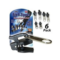 Fix a zipper Fix Broken Zippers Magic Fix Any Zipper Quickly 2sets /lot