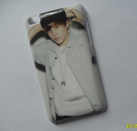 New Justin Bieber Hard Back Case for iPod Touch 4th JT06